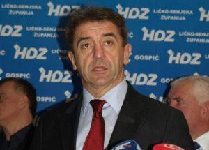 Darko Milinovic HDZ